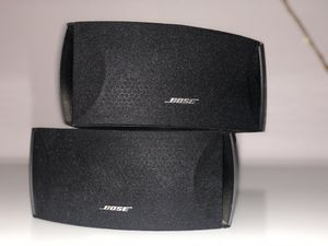 Bose - CineMate® Series II (digital home theater speaker system) for Sale in Catonsville, MD