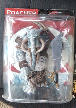 McFarlane Toys Spawn Series 34 - Neo Classics:Poacher Action Figure for Sale in Houston, TX