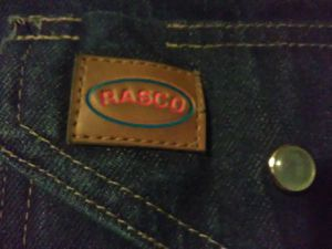 Men's Rasco Flame Resistant Blue Denim Light Weight Work Shirt size small regular for Sale in Baton Rouge, LA