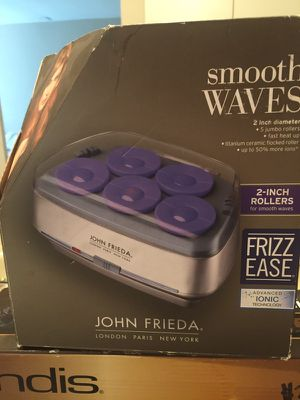"John Frieda Hot Rollers 2"" for Sale in Glendora, CA"