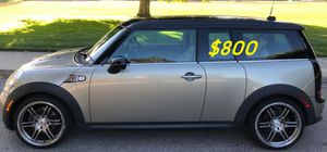 $8OO Urgent for sale 2009 MINI Cooper Clubman S Clean tittle! runs and drives great,no issues! for Sale in Richmond, VA