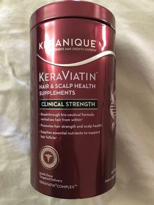 Keraviatin hair and scalp health for Sale in Rowland Heights, CA