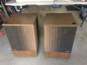 Bose 501 speakers for Sale in Bend, OR