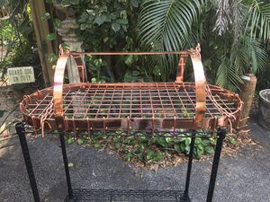Beautiful Copper Pot Rack for Sale in Plantation, FL