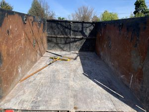 Dump trailer Excellent condition for Sale in Cupertino, CA