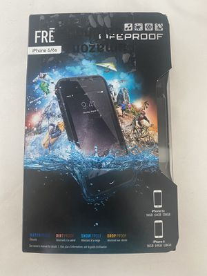 Lifeproof Fre case iPhone 6/6s for Sale in Cumming, GA
