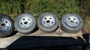 8 Lug Rims and Tires for Sale in Princeton, WV