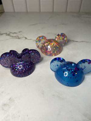 Resin Mickey straw topper for Sale in Lynwood, CA