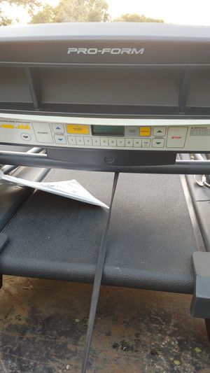 Pro form treadmill for Sale in New Port Richey, FL