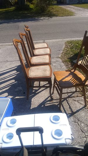 Anique chairs for Sale in Tampa, FL