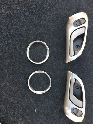 2002-2006 Acura Rsx Type S Dc5-A Spec Trim pcs Door handles & Vents , Asking $100.00 Firm for Sale in Norwalk, CA