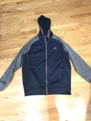 Adidas hoodie size L for Sale in Mokena, IL