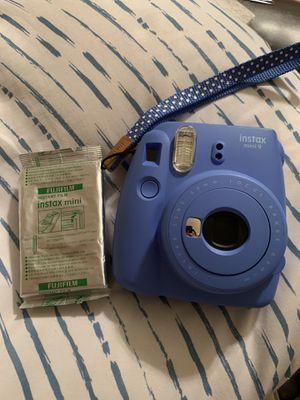 Fujifilm Instax Mini 9 Instant Camera for Sale in San Antonio, TX