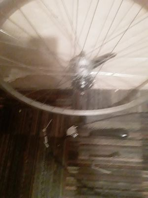 Sturmey Archer 3speed back rim with cables, gear, brake, shifter! for Sale in Tempe, AZ
