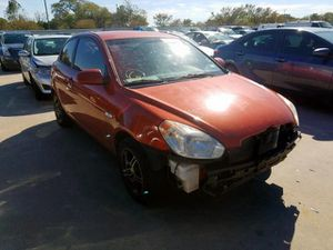Parting out '09 Hyundai Accent GS (#7788) for Sale in Dallas, TX