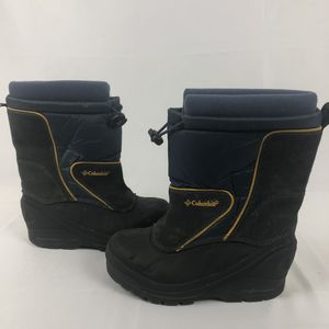 Columbia Child Girl Boy Insulated Waterproof Snow Boot Size 2 for Sale in Alafaya, FL
