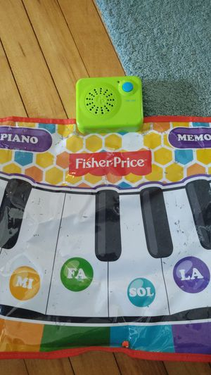 Fisher-Price floor piano for Sale in Braham, MN