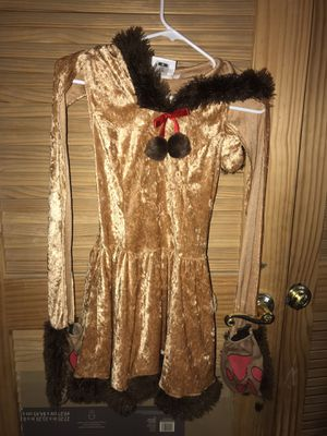 Girls Lion Halloween Costume size 10/12 for Sale in Hesperia, CA
