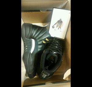 air jordan 12 the masters NEW never worn size 8•5 for Sale in Bronx, NY