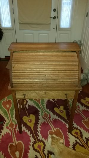 Antique Roll Top Desk for Sale in Annapolis, MD