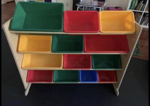 Kids storage bins Toy chest for Sale in Chandler, AZ
