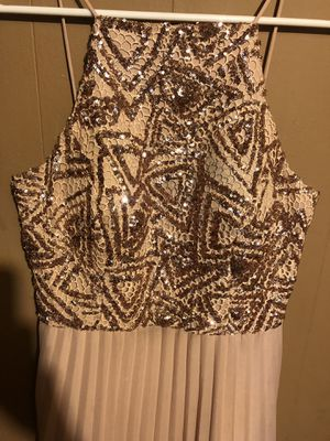 Rose gold dress # 8 for Sale in Georgetown, TX