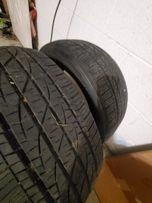 235/50/r19 tires Firestone 95% tread like new for Sale in Port St. Lucie, FL