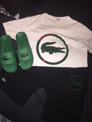 Lacoste OUTFIT!!!! for Sale in Morrison, IL