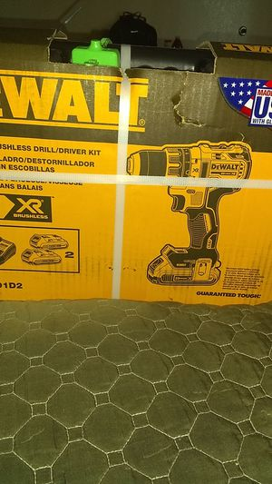 Impact drills .Dewalt for Sale in Federal Way, WA