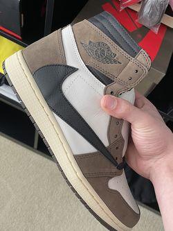 "Air Jordan 1 Travis Scott High ""Mocha"" Size 9 DS NWT for Sale in Old Bridge Township,  NJ"
