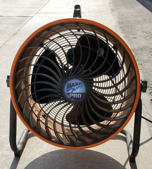 """Maxxair pro 16"""" high velocity turbo fan for Sale in Signal Hill, CA"""
