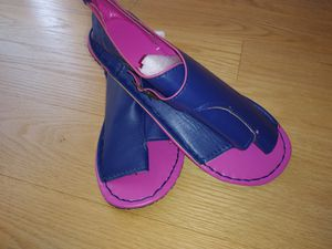 Buckle Strap Flat Heel Sandals for Sale in Freehold, NJ