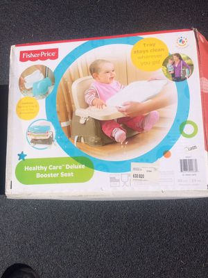 Fisher price booster seat for Sale in West New York, NJ