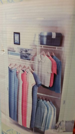Closet Organizer $25 for Sale in undefined
