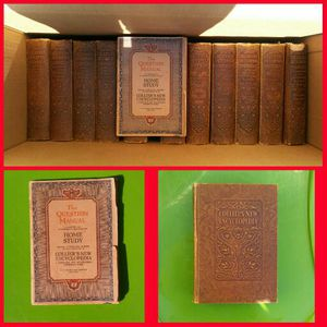"""""""""""Collectibles"""""""" 1921 Collier New Encyclopedias for Sale in Hannibal, MO"""