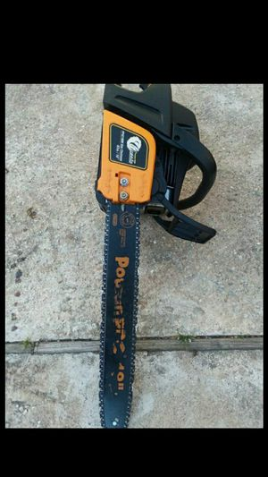 Chain saw message me ASAP!! for Sale in Newport News, VA
