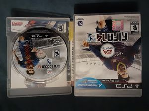 6 PS3 Futbol games bundle $50 for Sale in Washington, DC