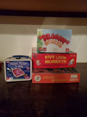 Kids board games for Sale in Vancouver, WA
