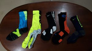 Nike Elite Socks (one Adidas) for Sale in Manchester, CT