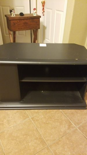 Black TV Stand for Sale in San Antonio, TX