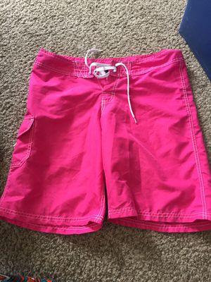 Hot Pink Board Shorts Size 6 for Sale in La Mirada, CA