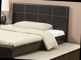CLOSEOUTS LIQUIDATION SALE BRAND NEW TWIN SIZE BED FRAME AVAILABLE IN FULL ADD MATTRESS ALL NEW FURNITURE PDX9214T for Sale in Ontario,  CA