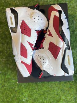Jordan 6 Retro Carmine 2021 for Sale in Kent,  WA