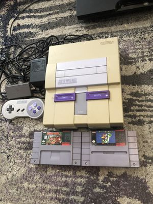 Super Nintendo for Sale in Columbus, OH