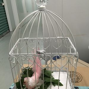 White Bird Cage for Sale in Fairfax, VA