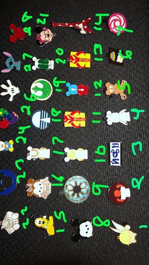 Disney pins for Sale in Foxborough, MA