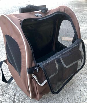 Dog walker stroller and backoack for Sale in Houston, TX