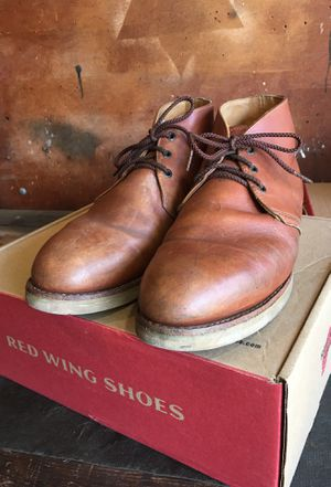 Red wing 595 boots for Sale in Riverside, CA