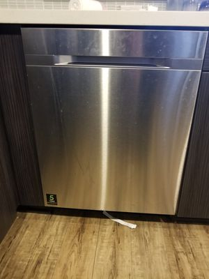 "Samsung ""Smart"" Dishwasher - Still Under Warranty *Price Negotiable* for Sale in Los Angeles, CA"