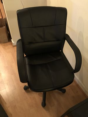 OFFICE CHAIR BLACK - URGENT for Sale in Washington, DC